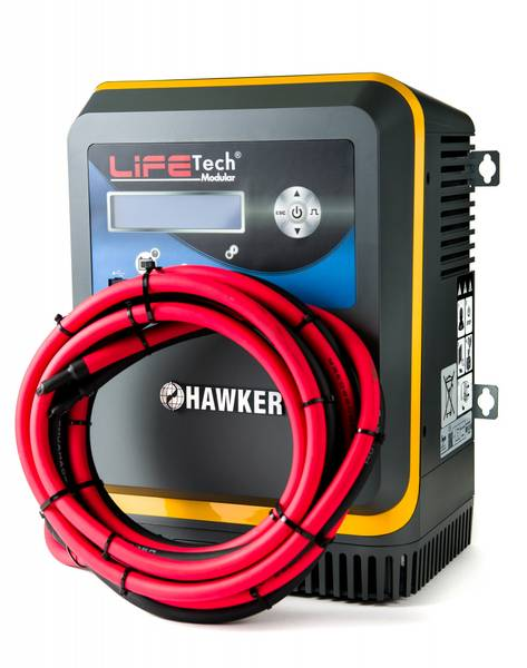 Bilde av HAWKER Lifetech Modular Batterilader 36V/48V 1kW - 25/18A